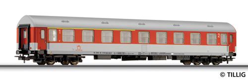 Tillig 74811 - 1st/2nd class passenger coach, type Y/B 70