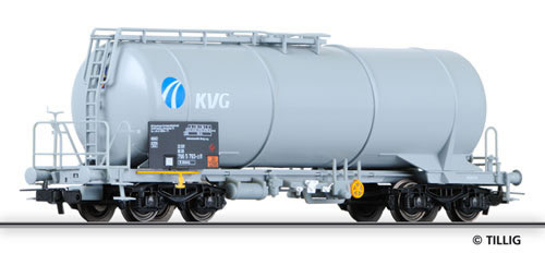 Tillig 76495 - Tank waggon