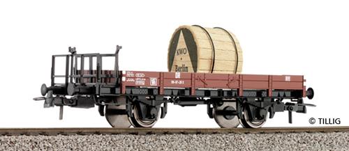 Tillig 76506 -  low side board waggon