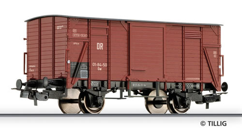Tillig 76520 - Box car G02