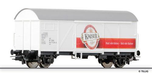 Tillig 76527 - Box car Kaiser Bier