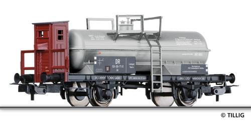 "Tillig 76563 - Acid tank car Zd 53 VEB Farbenfabrik Wolfen"""
