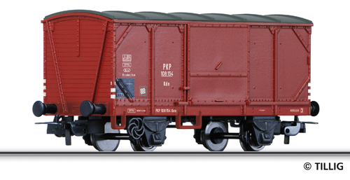 Tillig 76566 - Box car (ex USTC)