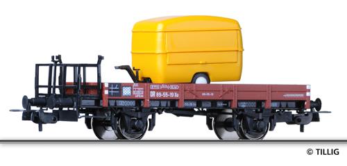 Tillig 76568 - Low side car X 89