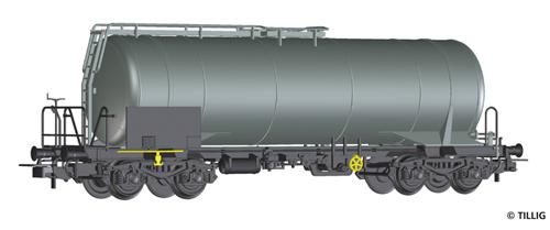 "Tillig 76575 - Tank car Zas SKW Piesteritz"""