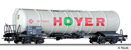Tillig 76583 - 4-axle Tank Car HOYER