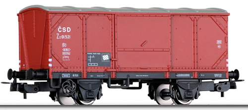 Tillig 76598 - Box Car Zz (ex.USTC)