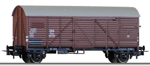 Tillig 76600 - 2-axle Box Car of the OBB