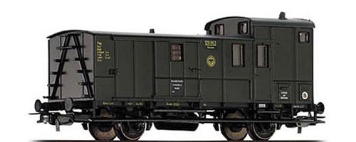 Tillig 76606 - German Baggage Car of the DRG