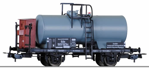 Tillig 76609 - German Tank Wagon KAGM of the DRG