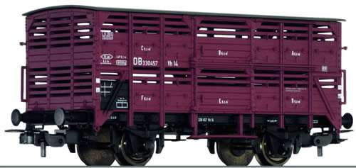 Tillig 76621 - German Crate Wagon of the DB