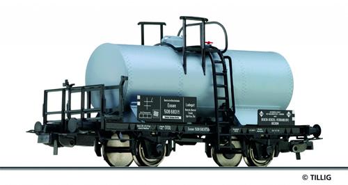 Tillig 76622 - Boiler Car of the DRG