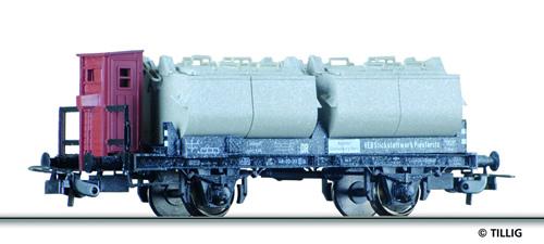 Tillig 76626 - Limestone Transportation Car of the DR