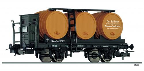 Tillig 76629 - Wine Barrel of the KPEV