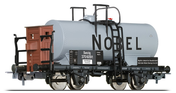 Tillig 76643 - Nobel Tank Car