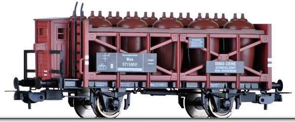 Tillig 76677 - Acid tank car Donau-Chemie AG