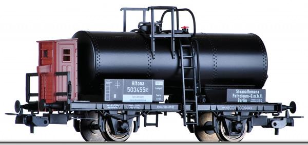 Tillig 76703 - Tank wagons of the KPEV