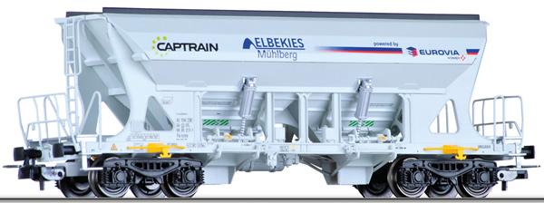 Tillig 76716 - Self-unloading truck Faccns of CAPTRAIN / EUROVIA