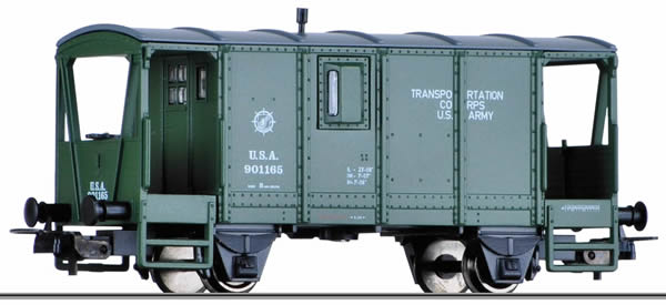 Tillig 76740 - Freight Train Accompany Car of the USTC