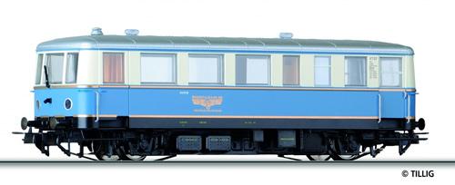 Tillig 79005 - Railbus VT 07 (Regentalbahn