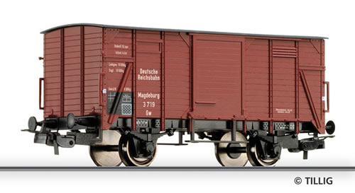 Tillig 79600 - Box car - AC version
