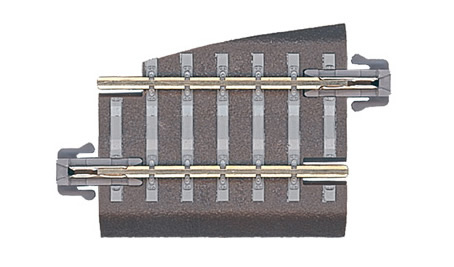 Tillig 83722 - Bedding track G5 36mm right points
