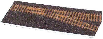 Tillig 86731 - HOm-track bedding-Branch-off HO/HOm, right branch, dark