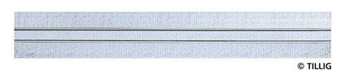 Tillig 87501 - H0 straight Tram track 1-track