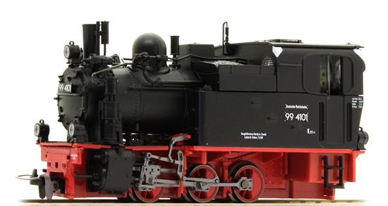 Tillig 92610 - German BR 99 Narrow Gauge Steam Locomotive of the DR