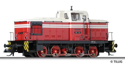 Tillig 96112 - Diesel Locomotive Class 60.10-11