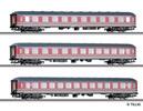 Passenger coach set
