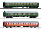 Passenger Coach Set
