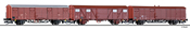 Freight Car Set of the DR