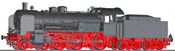 German Steam Locomotive Class 38.10 of the DRG