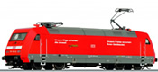 German Electric Locomotive Class 101 of the DB AG