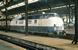 Diesel Locomotive BR 220 of the DB