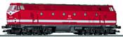 German Diesel Locomotive Class 229 of the DB AG