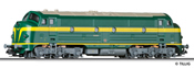 Diesel Locomotive 52 NoHAB
