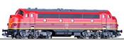 German Diesel Locomotive MY 1149 of the Altmark-Rail