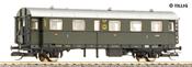 Passenger coach 2nd class DRG