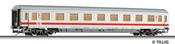 2nd class passenger coach Bvmz 111.2