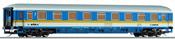 1st / 2nd Class Passenger Coach Abvmdz of the ARRIVA