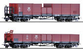 2pc Freight Car Set