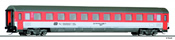 2nd Class Passenger Coach Bmz