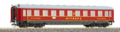 Sleeping car WLAB4ül-51 DR