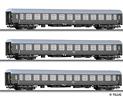 2nd class passenger coach set