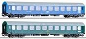 2pc Passenger Coach Set Type Y / B 70 Balt-Orient-Express 2