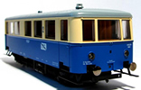 PKP Polish VT 135 Rail Car