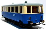 PKP Polish VT 135 Rail Car