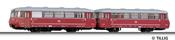 Railbus class 171.0 with trailer car class 171.8